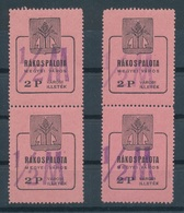 1946. Rákospalota, City Tax Stamp - Hungary