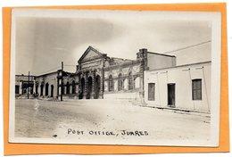 Juarez Mexico 1910 Real Photo Postcard - Mexico