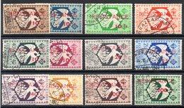 A.E.F. - YT N° 169 à 180 - Cote: 111,00 € - A.E.F. (1936-1958)