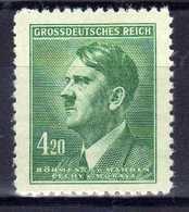 Böhmen Und Mähren 1945 Mi 142 * [200519XXVII] - Occupation 1938-45