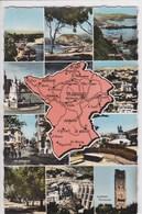ALGERIE TLEMCEN Carte Du Département - Tlemcen