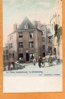 Luxembourg 1900 Postcard Advertising Champagne E Mercier & Co - Vianden