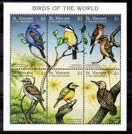 Serie De San Vicente Granadinas  N ºYvert 3079/84 ** PAJAROS (BIRDS) - St.Vincent & Grenadines