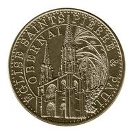 Monnaie De Paris , 2013 , Obernai , Eglise Saints Pierre Et Paul - Monnaie De Paris
