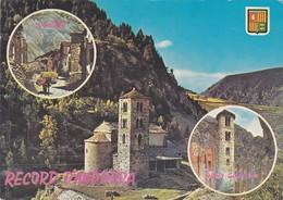 ANDORRE---VALLS D'ANDORRA--canillo-saint-jean De Caselles---voir 2 Scans - Andorra