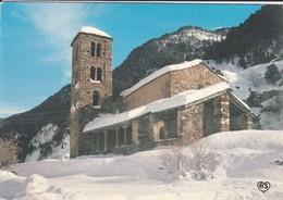 ANDORRE---VALLS D'ANDORRA--canillo Chapelle Romane Du Xès De Saint-jean De Caselles---voir 2 Scans - Andorra
