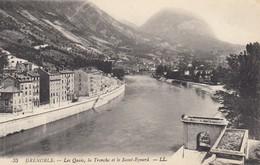 CP GRENOBLE ISERE 38 - LE SAINT EYNARD LES QUAIS LA TRONCHE - Grenoble