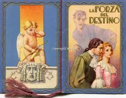 """Calendario-Calendarietto-Calendrier-Kalender-Calendar-1939 """"La Forza Del Destino""""Completo- Integro E Originale 100% - Kalenders"""