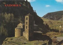 ANDORRE---VALLS D'ANDORRA--église Romane--sant Joan De Caselles---voir 2 Scans - Andorra