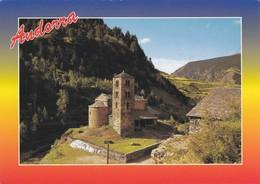 ANDORRE---VALLS D'ANDORRA--canillo--capella De Sant Joan De Caselles---voir 2 Scans - Andorra