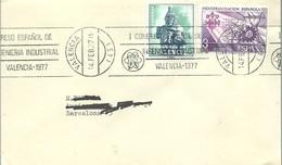 MATASELLOS 1977 VALENCIA - 1931-Hoy: 2ª República - ... Juan Carlos I