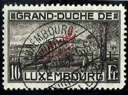 Luxemburgo Servicio Nº 148 En Usado - Oficiales