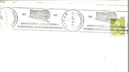 MATASELLOS 1987 EIBAR - 1931-Hoy: 2ª República - ... Juan Carlos I