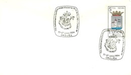MATASELLOS 1984 ORDUÑA - 1931-Hoy: 2ª República - ... Juan Carlos I