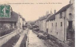 Jura - Lons-le-Saunier - La Vallière Au Pont De La Rue Des Salines - Lons Le Saunier