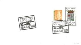MATASELLOS 1994 BENAVENTE - 1931-Hoy: 2ª República - ... Juan Carlos I