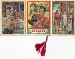 "Calendario-Calendarietto-Calendrier-Kalender-Calendar-1960 ""AIDA""Completo- Integro E Originale 100% - Big : 1941-60"