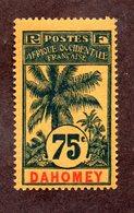 Dahomey N°29 N* TB Cote 32 Euros !!! - Dahomey (1899-1944)
