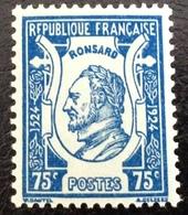 N° 209  NEUF ** SANS CHARNIÈRE ( LOT:77 ) - Francia