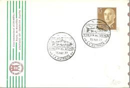 MATASELLOS 1977 LA ESTRADA - 1931-Hoy: 2ª República - ... Juan Carlos I
