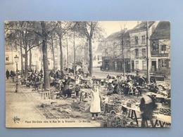 BRUSSEL - BRUXELLES - IXELLES - Marché - Place Ste-Croix - De Graeve - STAR - Markten
