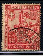 ITA 459 // YVERT 217 //  1928 - 1900-44 Victor Emmanuel III