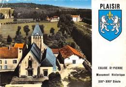 78-PLAISIR- EGLISE ST-PIERRE - Plaisir