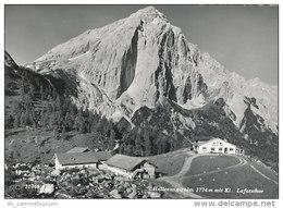 Hallerangeralm / Kleiner Lafatscher /  Scharnitz (D-A07) - Österreich