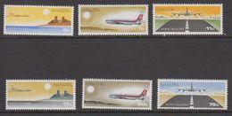 Malta 1978 Airmail 6v ** Mnh (42807D) - Malta