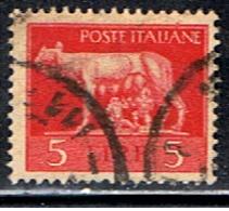 ITA 472 // YVERT 239 // 1929-30 - 1900-44 Victor Emmanuel III