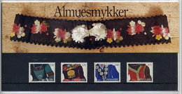 DENMARK 1993 Costume Decorations Presentation Pack MNH / **.  Michel 1064-67 - Nuovi