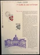 France Document - FDC - Premier Jour - YT Nº 4179 - 2008 - FDC