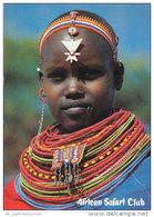 Kenia / Kenya / Folklore / Tracht (D-A08) - Kenya