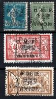 France - Timbres De Cilicie De 1920 Yvert 83/84 + Poste Aèrienne Probablement Tous Faux - Cilicie (1919-1921)