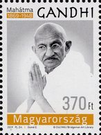 Hungary - 2019 - Mahatma Gandhi 150th Birth Anniversary - Mint Stamp - Unused Stamps