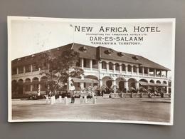 DAR-ES-SALAAM - Tanganyika - New Africa Hotel - Tanzania