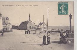 CONCARNEAU La Place De La Croix  Vue Générale - Concarneau