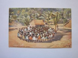 Fiji Meke Meke National Dance - Figi