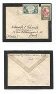 FRC - Sudan. 1932 (20 April) Kati - France, Paris. Fkd Envelope. - France (ex-colonies & Protectorats)