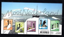 Nederland 2019 Nvph Nr ??, Mi Nr ??, Mooi Nederland Verzamelvel  Vuurtoren, Lighthouse, - Vuurtorens
