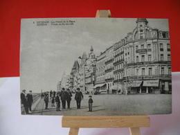 Belgique > Flandre Orientale > Ostende (Oostende) > Les Hôtels De La Digue - Non Circulé - Oostende