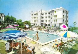 Grand Hotel La Terrazza - S. Agata Sui Due Golfi (Sorrento, Italie) - Carte Non Circulée - Hotels & Restaurants