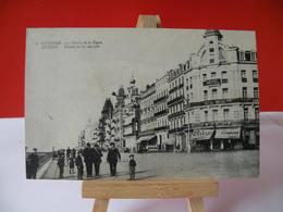 Belgique > Flandre Orientale > Ostende (Oostende) > L'Hôtel De La Digue - Non Circulé - Oostende