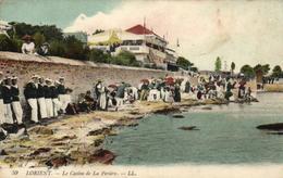 """Lorient - Le Casino - Marins """"cachet"""" - Lorient"""