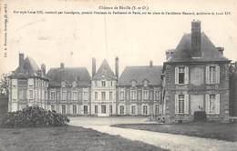 PIE.LOT CH -19-4689 : CHATEAU DE BAVILLE. - Non Classés
