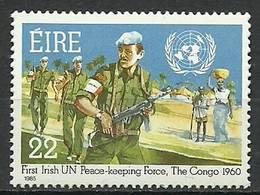 Ireland 1985 Mi 568 MNH ( LZE3 IRL568dav105 ) - Militaria