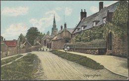 Uppingham, Rutland, C.1905-10 - Shurey's Postcard - Rutland