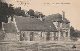 Calvados : HONFLEUR : L'hospice - Honfleur