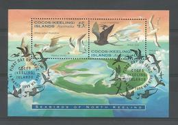 Cocos Keeling 1995 Sea Birds S/S Y.T. BF 14  (0) - Cocos (Keeling) Islands
