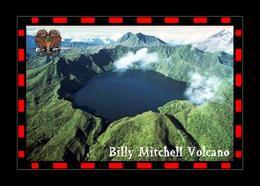 Papua New Guinea Billy Mitchell Volcano New Postcard Papua-Neuguinea AK - Papua-Neuguinea
